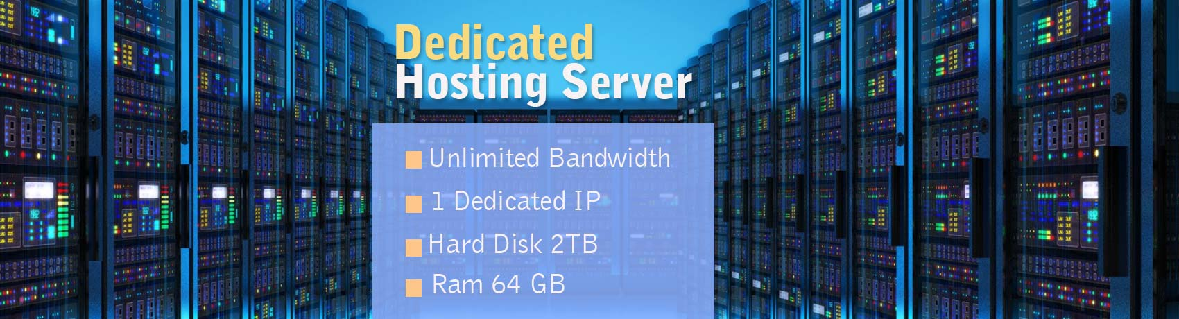Cheap Dedicated Hosting Server in Lahore Pakistan