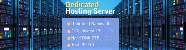 Cheap Dedicated Hosting Server in Lahore